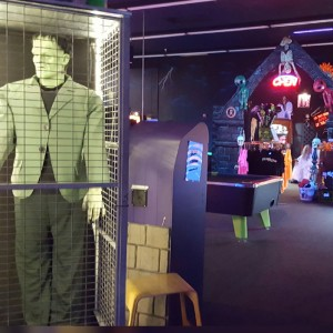 Frankenstein-Monster-Mini-Golf